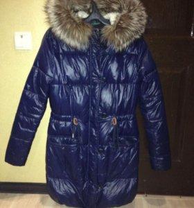 Пальто зимнее (zolla)