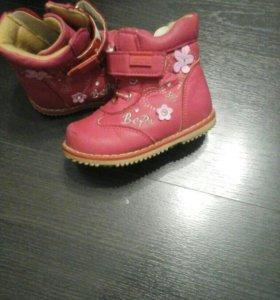 ботиночки весна осень