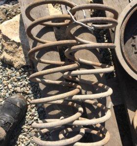 Пружины передние на ваз 2109
