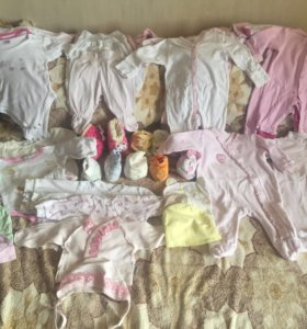Пакет детской одежды! Много всего!!!