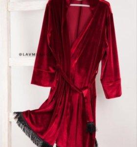 Изумительные бархатные халаты