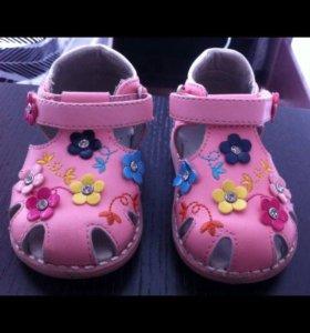 Обувь на первые шаги рр16