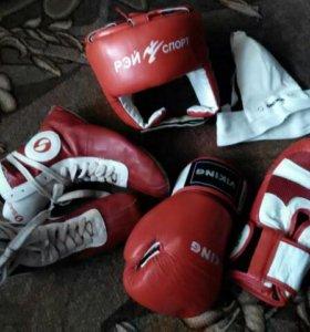 Боксерсский комплект