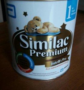 Молочная смесь Similac Premium 1