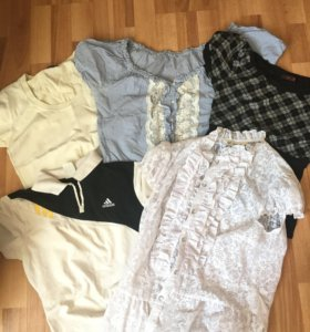 Футболки и блузки
