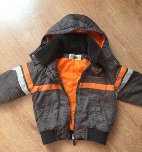 Куртка на 5-6 лет (весенняя)