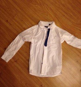 Праздничный костюм на мальчика 6-7 лет