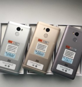 Xiaomi Redmi 4 16gb Новые