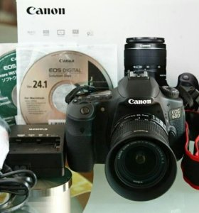 Canon 60d 18-55 kit