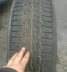 Brigestone шины новые комплект 225/65/17