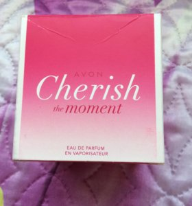 Парфюмерная вода Avon Cherish the Moment