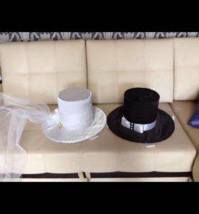 Шляпы украшения на свадьбу