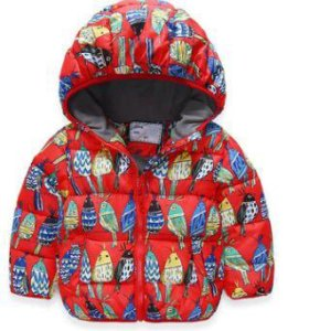 Шикарные демисезонные курточки 90-130 с доставкой