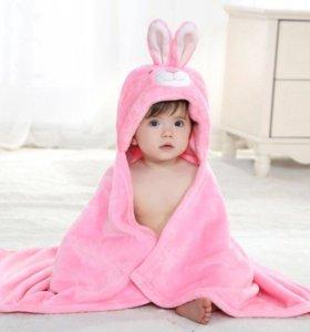 Полотенце для малышки