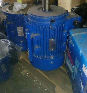 Электро двигатель АИР 132s4 5.5 кВт./1500 об.мин