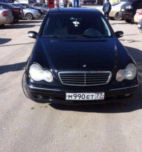 Mercedes c203