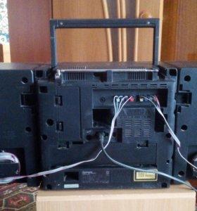 Panasonic RX-DT 670