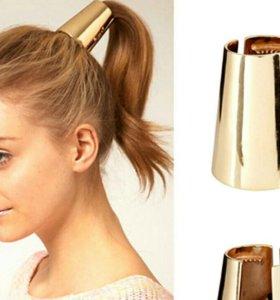 Резинка для волос конус