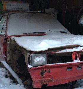 Volkswagen polo 1.1 МТ, 1983, купе