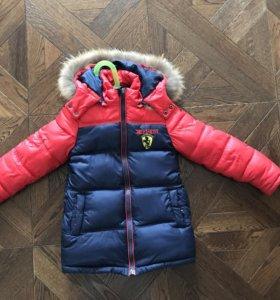 Ferrari Куртка на синтепоне, зимняя