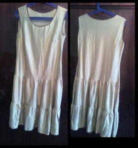 Платье под шёлк