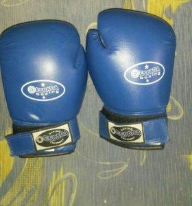 Перчатки для кикбоксинга 4-0z