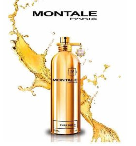 🎁Pure Gold Montale