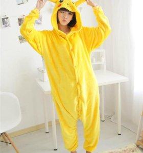 Кигуруми пижама пикачу