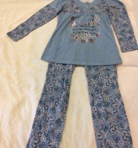 Новая пижама хб р.46
