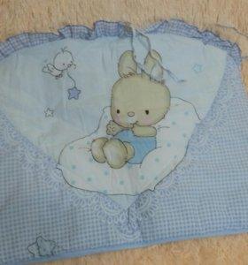 Комплект в детскую кровать