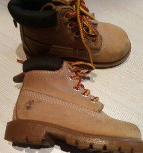 Ботиночки Тимберленд