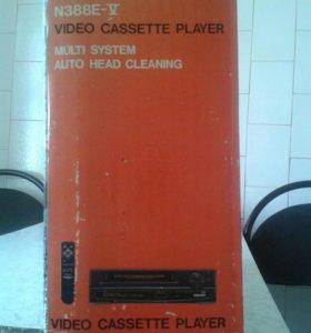 Видео кассетный плеер