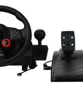 Игровой руль . Автосимулятор