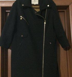 Пальто+перчатки