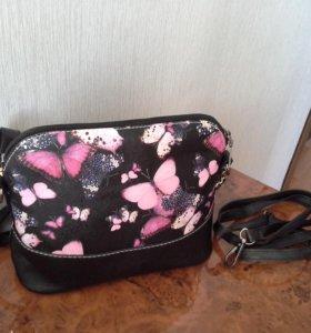 Новая женкая сумочка.