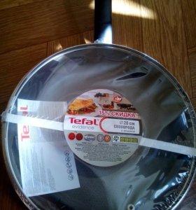 Сковорода с антипригарным покрытием Tefal evidence