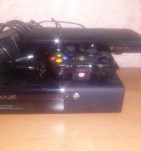 XBOX 360 ,250г+ кинект.