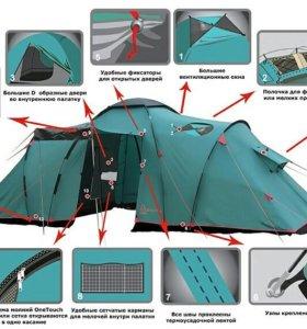 Летние Палатки Tramp