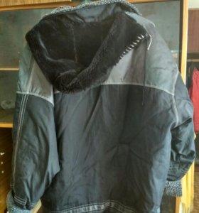 Мужские куртки большого размера хороший торг