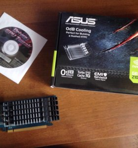 Nvidia Asus GeForce 210 512mb