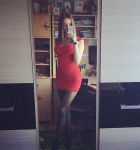 Платье , в отличном состоянии,размер s-m