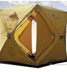 Палатка Зимняя Tramp Ice Fisher 2 Ice Fisher 3