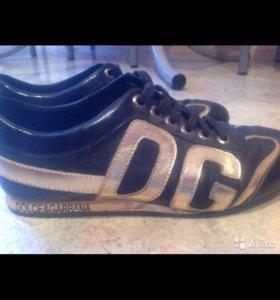 Кроссовки d&g