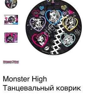 """Танцевальный Коврик """"Monster High"""""""