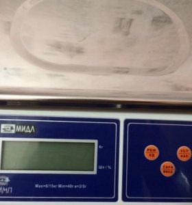 Весы электронные тензометрические