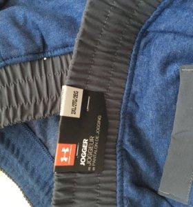 Спортивные штаны Under Armour синие