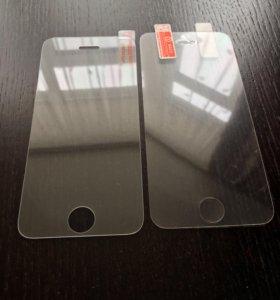 Бронь стекло и пленка для iPhone