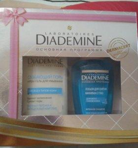 Очищающий набор для глаз Diademine
