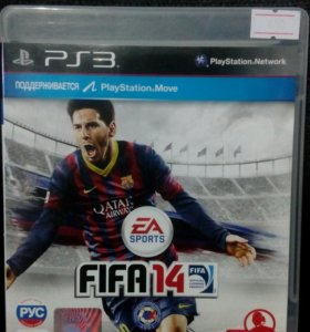 Fifa 14 на PS3