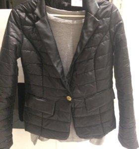 Куртка пиджак Шанель очень крутая